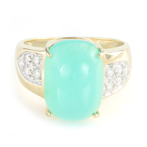 Paraiba-Opal-Goldring