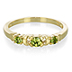 9K Capelinha Sphene Gold Ring