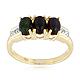 9K Mezezo Opal Gold Ring